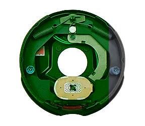 Brake 10  X 2-1/4  RH Electric