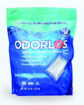 Odorloss Packets