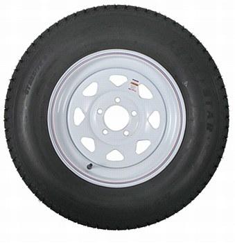 ST205/75D15 5H Spoke Tire/Wheel