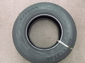 ST225/75R 15 D Ply Tire Only