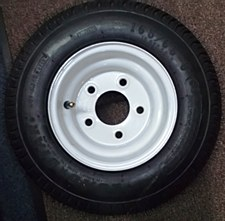 16.5 x 6.5 x 8 Tire and Wheel 5 Bolt