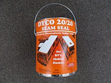 20/20 White Seam Sealer Gal.