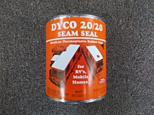 20/20 White Seam Sealer/Qt.