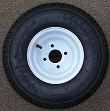 18.5 x 8.5 x 8 Tire and Wheel 4 Bolt