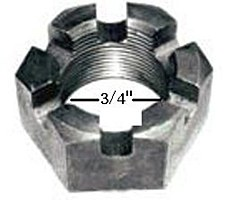3/4 - 16 Spindle Nut