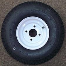 570-8 B 4H Wh K353 Tire/Wheel