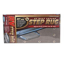 Brown Step Rug XL