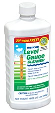 Level Gauge Cleaner