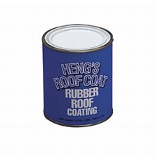 Heng's Rubber Roof Coating Quart