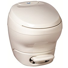 Bravure High Profile Parchment Toilet