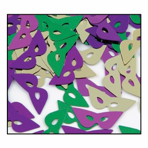 Mardi Gras Mask Fanci- Frames