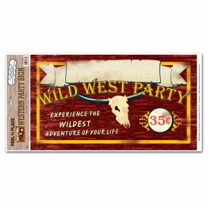 Western Party Peel N Place