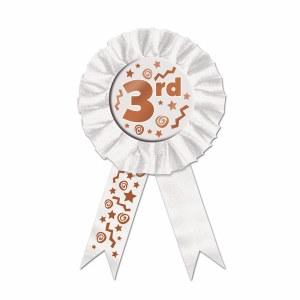 3rd Place Award Ribbon