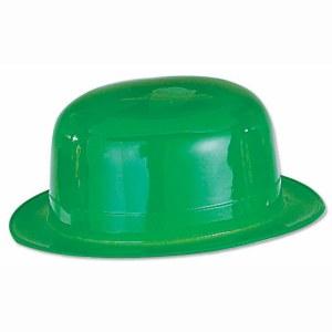 Green Plastic Derby