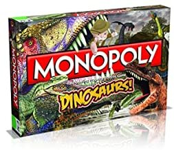 Monopoly Dinosaurs
