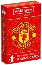Playing Cards Man United
