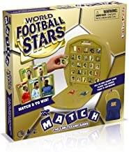 TopTrumps World Football
