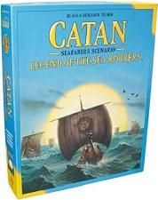 Catan Legend of Searobbers