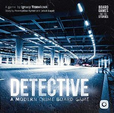 Detective Modern Board Game