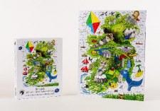 Jigsaw Ireland100 piece
