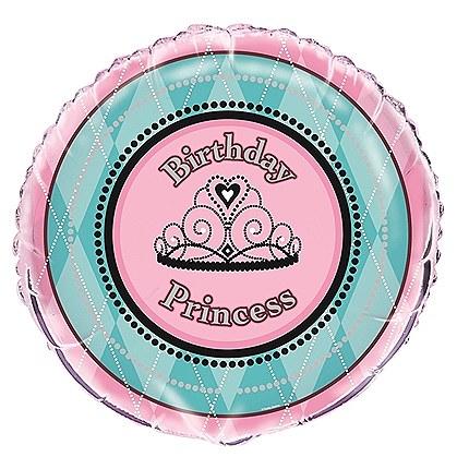 "Princess 18/"" foil balloon"