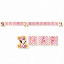 Minnie 1st Banner