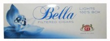 Bella Filtered Cigars Light