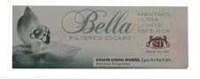 Bella Filtered Cigars Menthol Ultra Light