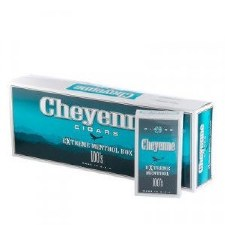 Cheyenne Filtered Cigars Extreme Menthol