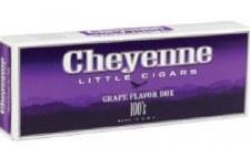 Cheyenne Filtered Cigars Grape