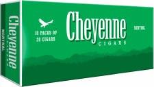 Cheyenne Filtered Cigars Menthol