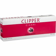 Clipper Filtered Cigar Strawberry