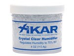 Xikar Crystal Jar 2 oz sing