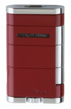 Xikar Allume Lighter Red