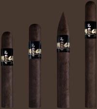 Nick's Sticks Maduro Robusto Single