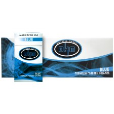 OHM Filtered Cigars Blue