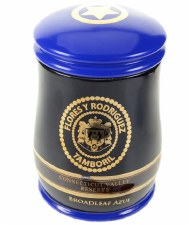 PDR Connecticut Valley Reserve Broadleaf Azul Belicoso Jar