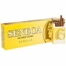 Seneca Filtered Cigar Vanilla