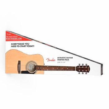 Fender FA-115 Dreadnaught Pack Natural