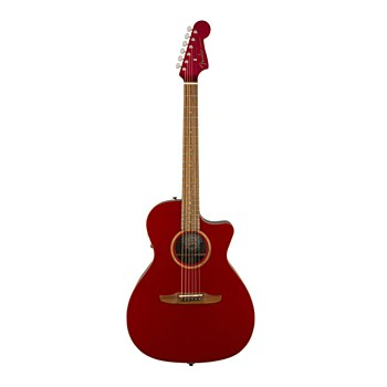 Fender Newporter Classic Hot Rod Red Mettalic
