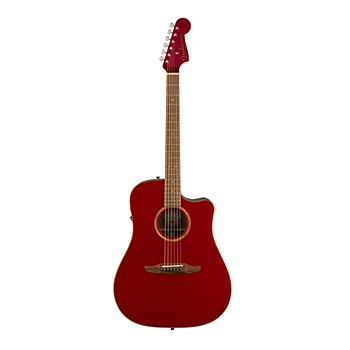 Fender Redondo Classic Hot Rod Red Metallic