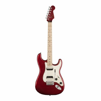 Squier by Fender Contemporary Stratocaster HH Dark Metallic Red