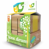 Green Tones Tone Drum