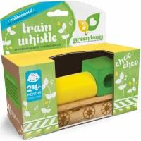 Green Tones Train Whistle