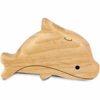 Green Tones Dolphin Shaker