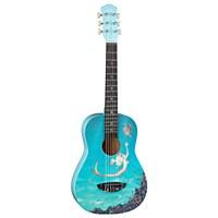 Aurora Mermaid Nylon Guitar 1/2 Size