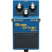 Boss Blues Driver Effects Pedal BD-2