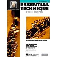 Essential Techniques Clarinet Book 3