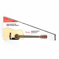 Fender CD-60S Dreadnought Pack