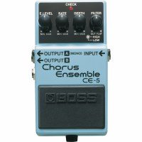 Boss Chorus Ensemble Effects Pedal CE-5